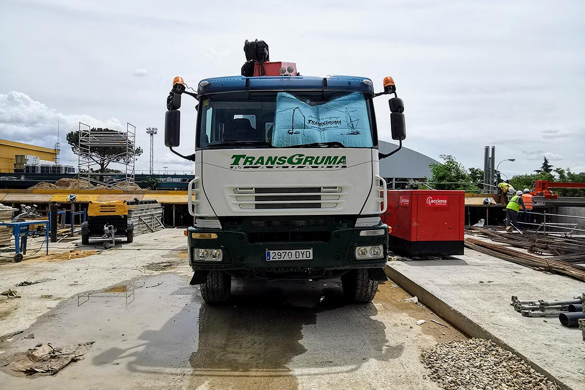 Camión grúa PK 100002 venta - 2