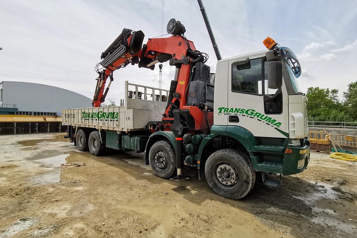 Camión grúa PK 100002 venta - 5