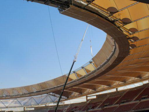 Medios de elevación Wanda Metropolitano