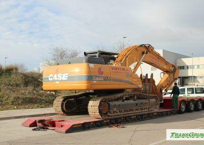 Góndola-extensible-excavadora-retro