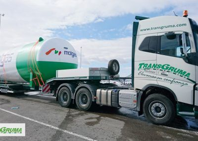 Gondola-extensible-Depostio-gas