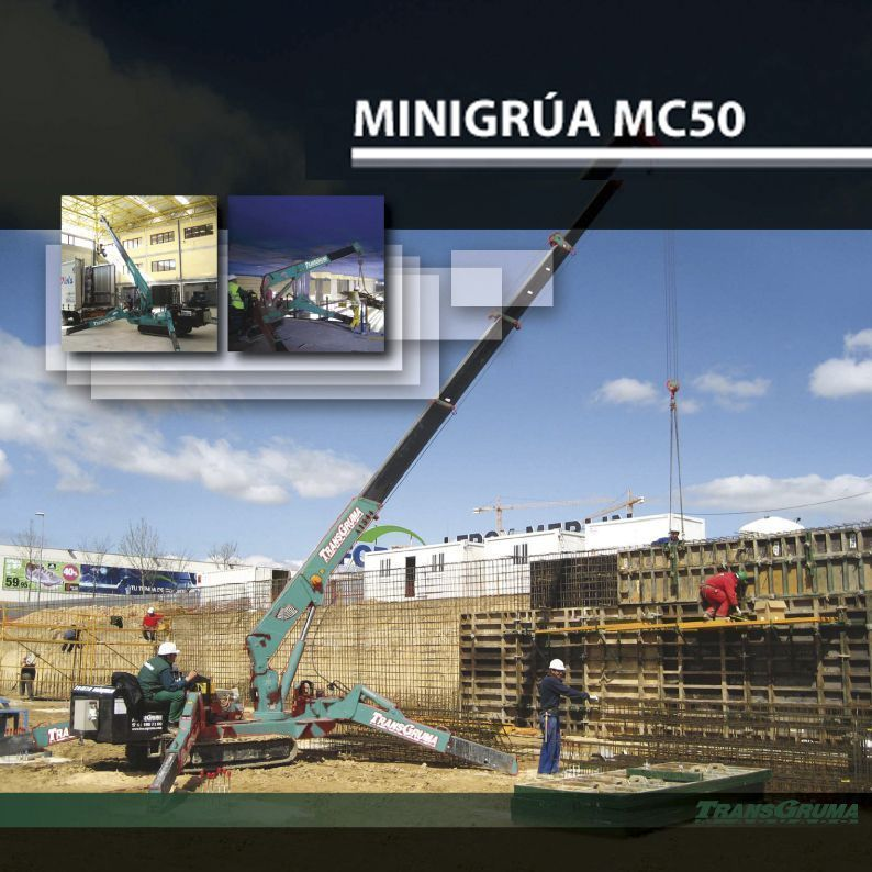Minigrua MC 50