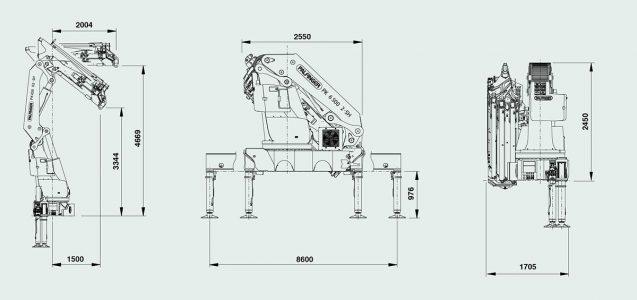 Dimensiones PK 65002 JIB-01