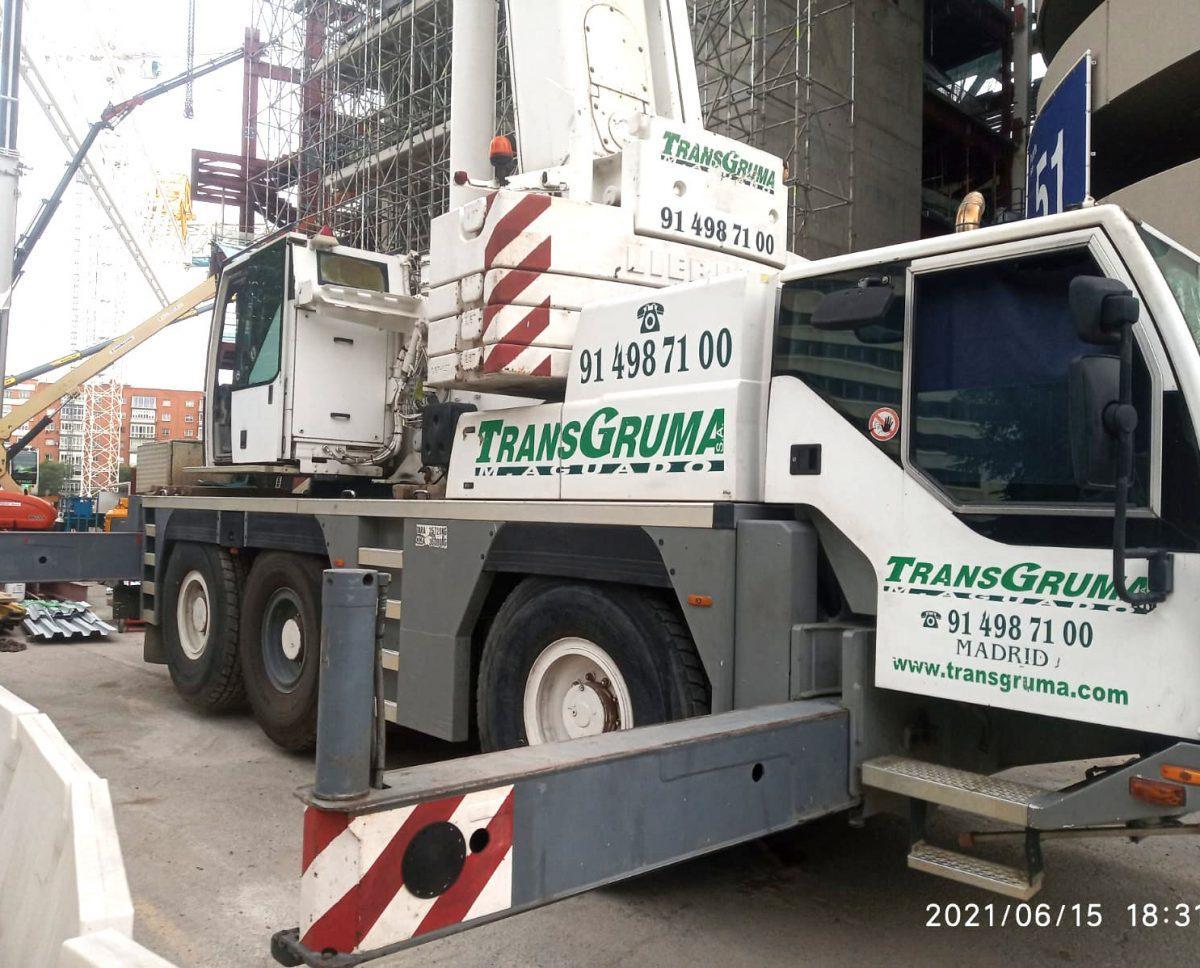 E0501BBZ - Liebherr LTM 1055 - 55tm - ficha de venta - 2