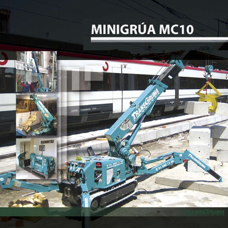 Minigrua MC10