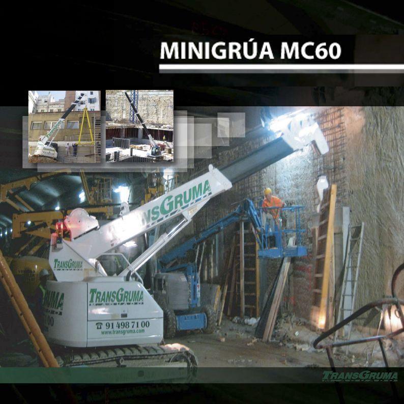 Minigrúa MC 60